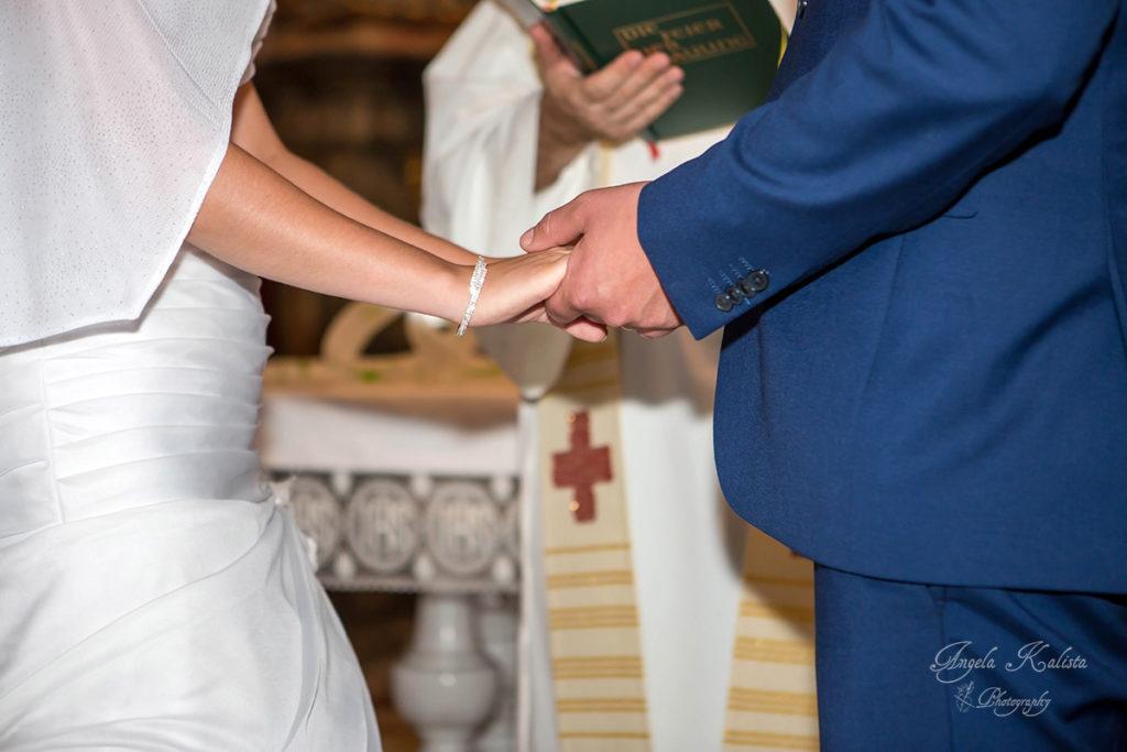 Emotionen der Hochzeit
